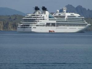 Seabourn Odyssey 23.12.12